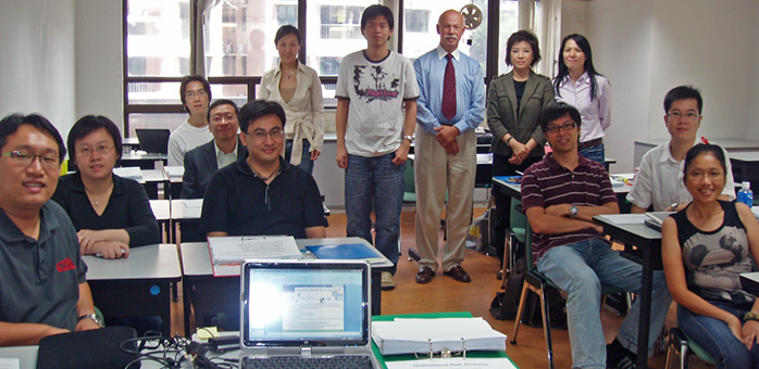 Three O Project Management Training course in Macau
